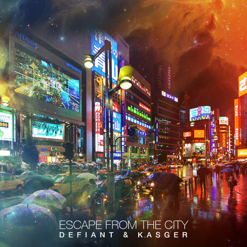 Escape From The City by Defiant & Kasger