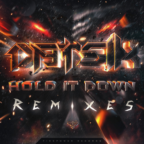 2. Datsik - Hold it Down (feat. Georgia Murray)(Doctor P Remix)