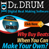 Make Your Own Beats With The Dr Drum Music Software!