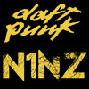 Daft Punk - Around The World, Harder, Better, Faster, Stronger (N1nz Remix)