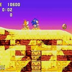 Sonic & Knucles - Sandopolis