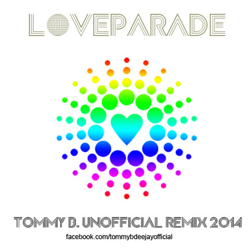 Da Hool - Loveparade (Tommy B. Unofficial Remix) DEMO