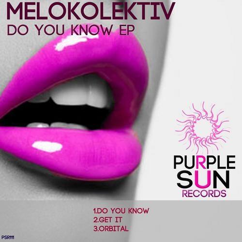Melokolektiv feat Moodymann - Do You Know [Purple Sun Records]