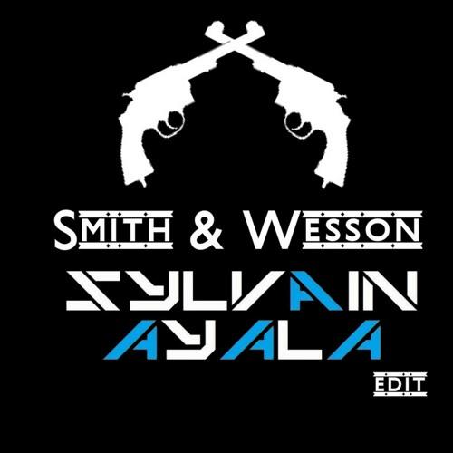 Salvatore Ganacci Vs PURESANG Rave - Smith & Wesson (Sylvain AYALA edit)