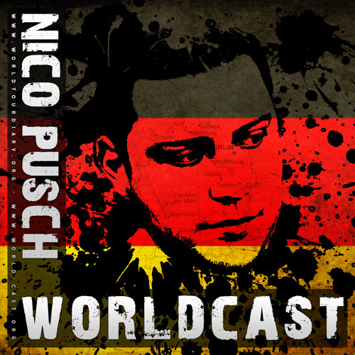 Worldcast by Nico Pusch (Germany)