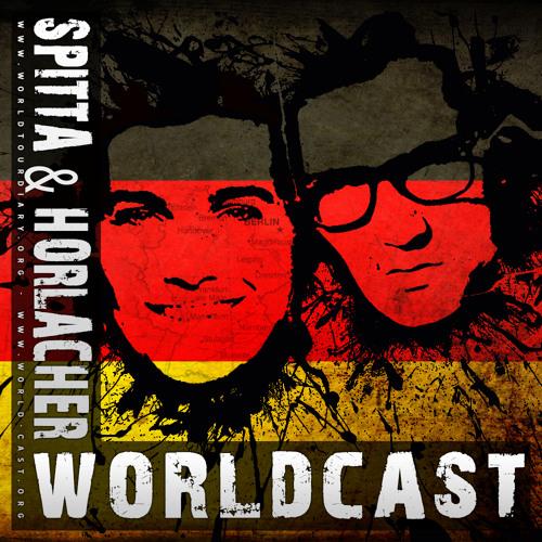 Worldcast by Markus Spitta & Paul Horlacher (Germany)