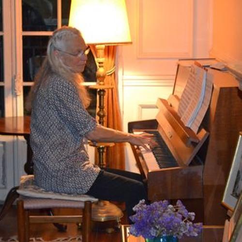 Irene Herrmann at the American Legation