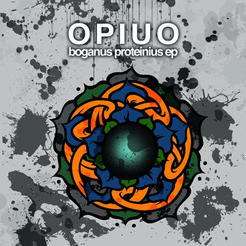 Opiuo - Boganus Proteinius EP