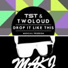 Drop it like feet (Mathieu LMB Mashup)- Tst, Twoloud Vs MAKJ /SUPPORTED BY QUINTINO/