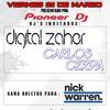 Carlos Cerda Live @ Planeta Mixtape 94.7 FM (21.03.14)