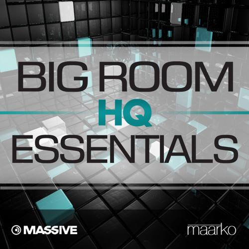 Big Room HQ Essentials for NI Massive
