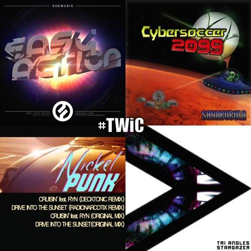 TWIC 025: Silnaye feat Chrono Triggers, Tri Angles, NickelPUNK