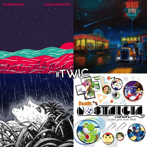 TWIC 034: halc, C-Jeff, Disasterpeace