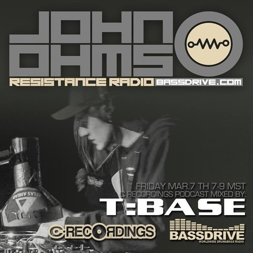 C Recordings on Bassdrive.com