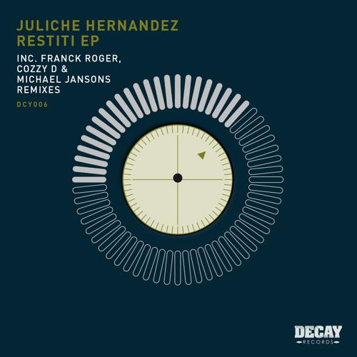Tell Me - J.Hernandez - Cozzy D/Michael Jansons Remix - DCY006-