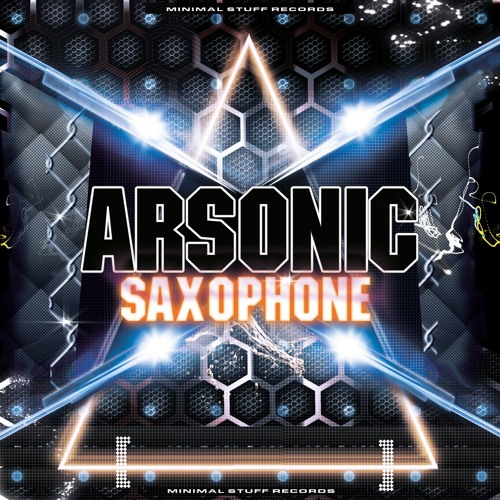 Arsonic - Saxophone-OUT NOW