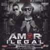 Luigi 21 Plus - Amor Ilegal Ft. De La Ghetto - (reggaeton)
