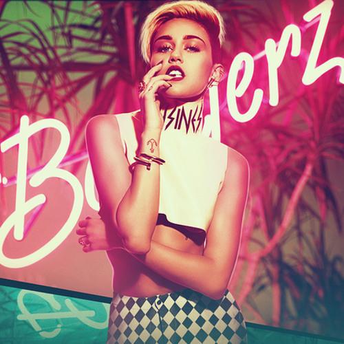 Miley Cyrus - SMS (Bangerz Tour Studio Version) [Draft 2] {Full}