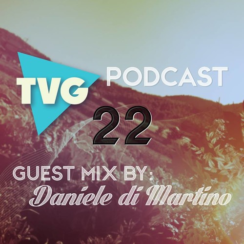 THE VIBE GUIDE Podcast 022 Guest Mix by Daniele Di Martino