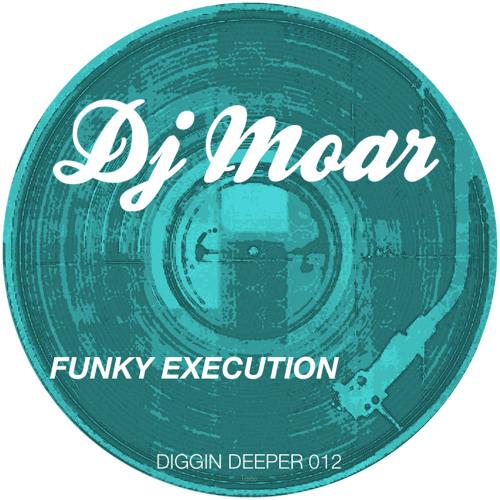 Dj Moar - It's A Fire (DDR012)