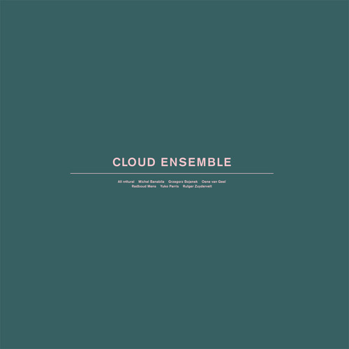 "Cloud Ensemble : 'Silent World' (10"" vinyl EP)"