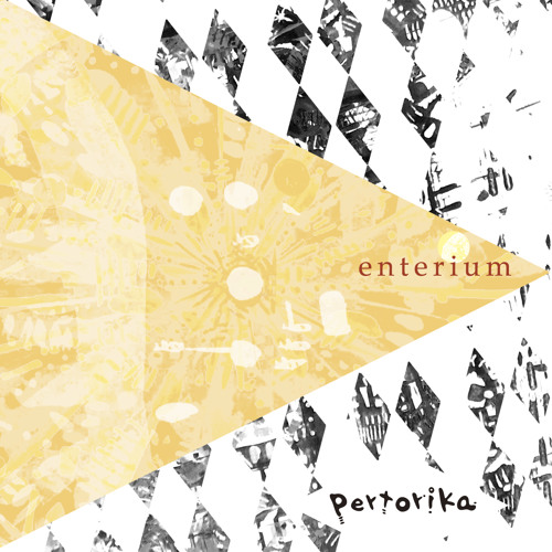 2nd mini album『enterium』14/4/2 Release