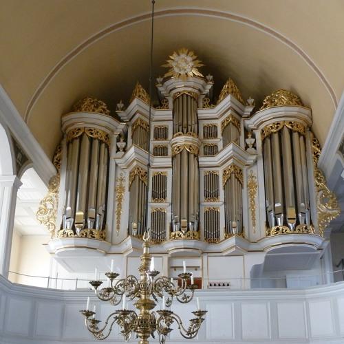 J. H. Buttstedt - Vom Himmel kam der Engel Schar, H. Wießner, Hagelstein-Orgel 1740 in Gartow