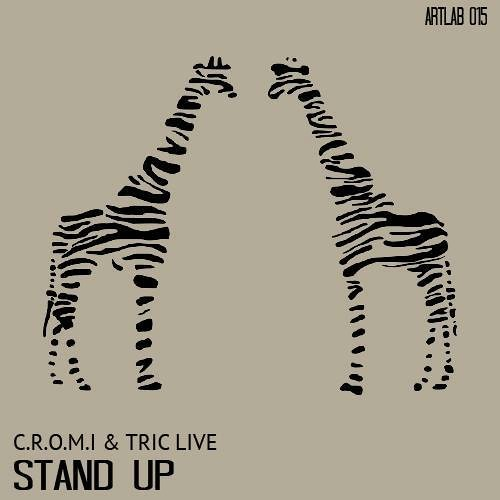 C.R.O.M.I & Tric Live - Stand Up (Hønkie Remix) OUT NOW!