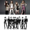 2NE1 & SNSD - I Love You + Mr Mr Mashup