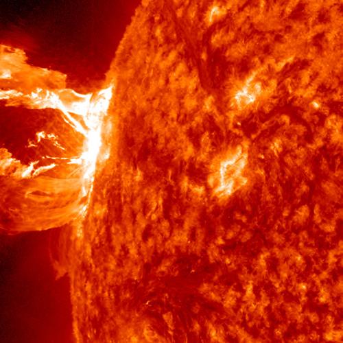 Cosmic Racer - Solar Flare (preview)
