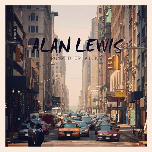 Pumped Up Kicks - ALAN LEWIS - Foster The People Cover.