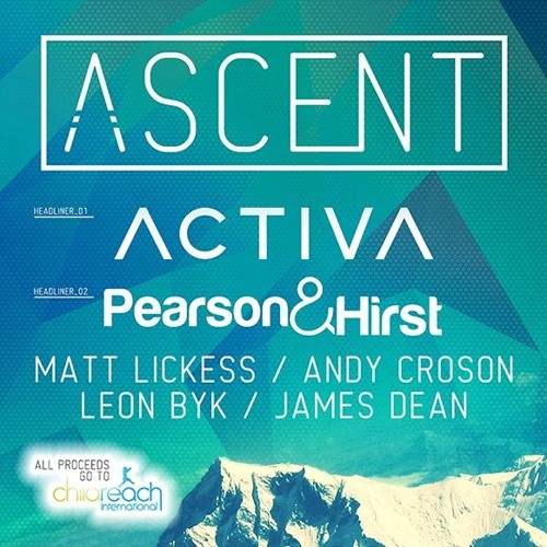 Andy Croson B2B Matt Lickess - Live At Ascent 21-03-14