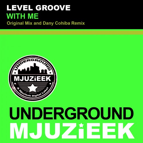 OUT NOW! Level Groove - With Me (Dany Cohiba Remix)