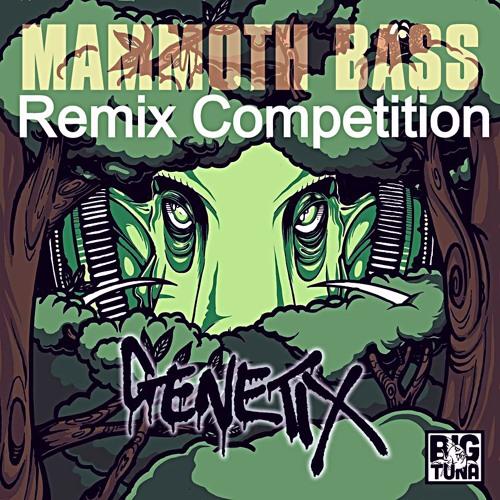 GENETIX - MAMMOTH BASS (STEAMPUNK REMIX) / Competition Winner / OUT NOW!