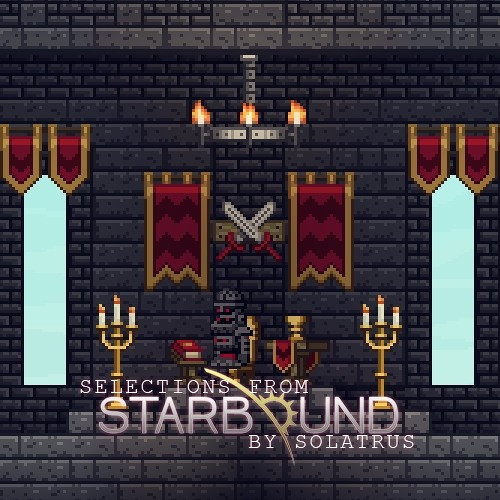 Starbound OST - Fated Frontier