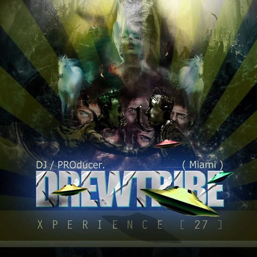 THE DREWTRIBE X-PERIENCE 27 (BLACK PARTY 2014) UNO