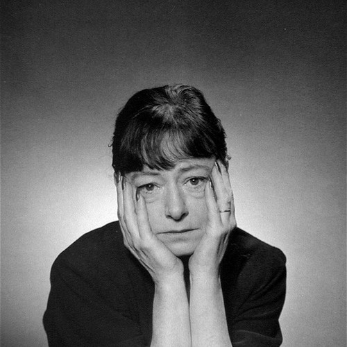 "Dorothy Parker reads ""Inscription For The Ceiling Of A Bedroom"""