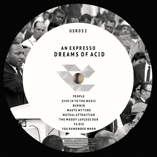 Dreams Of Acid (Preview Clip)