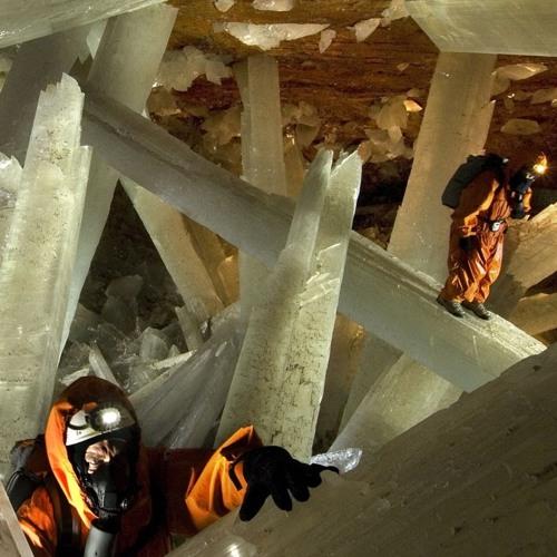 Ice Cave Explorers