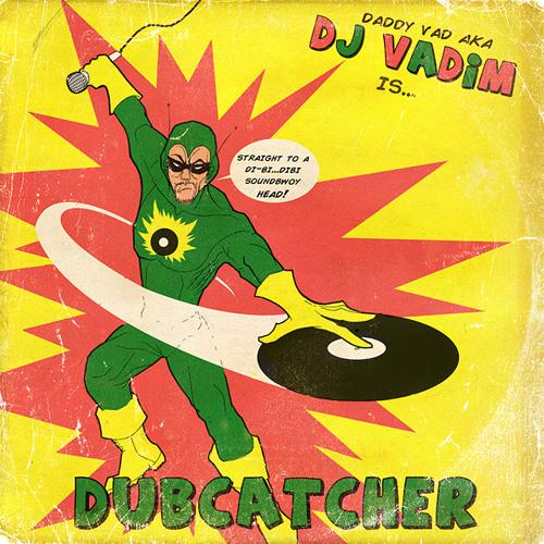 dj vadim - Lyrical Soldier ft. DEMOLITION MAN