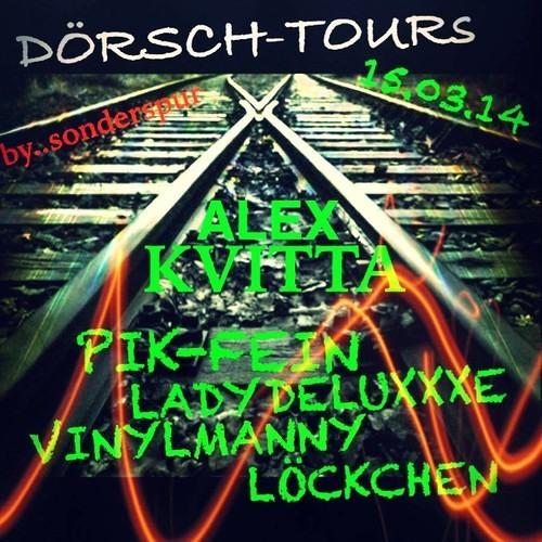 Löckchen @ DÖRSCH TOURs⎪Triple xXx- Wächtersbach (Opening)⎪15.03.14