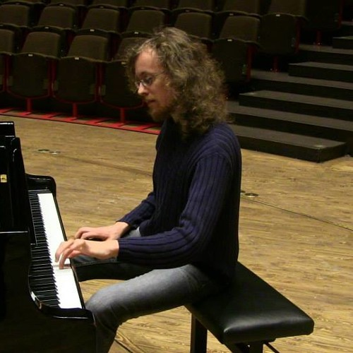 Pianist Martin Malmgren - in English