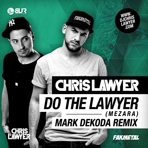 Chris Lawyer - Do The Lawyer (Mezara) (Mark Dekoda Remix) | #33 on Beatport Top 100 Minimal Chart