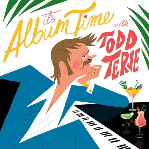 Todd Terje - Johnny and Mary (Ft. Bryan Ferry)