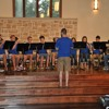 Fanfare for Six Trumpets, Mel Broiles (OMNI BRASS Chamber Music Camp Student Trumpet Choir)