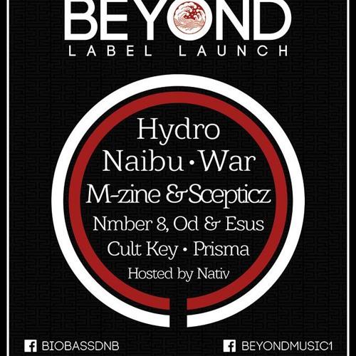 Bio Bass presents Beyond - Nmber 8 Promomix