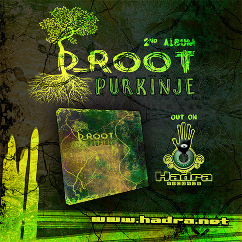 """""""Purkinje"""" (preview trailer) -  2nd album of D_root - out on april 2014 (hadra records)"""