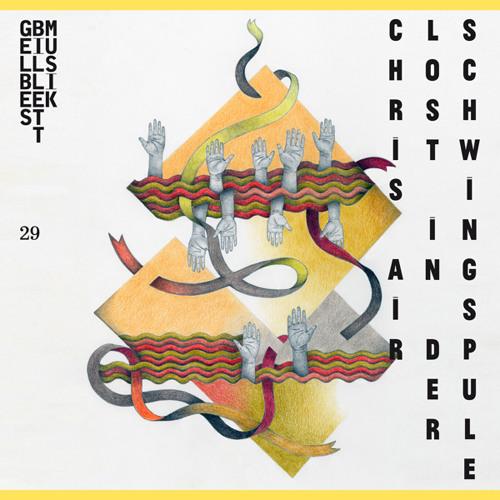 Chris Air · Lost In Der Schwingspule · Gelbes Billett Musik 029