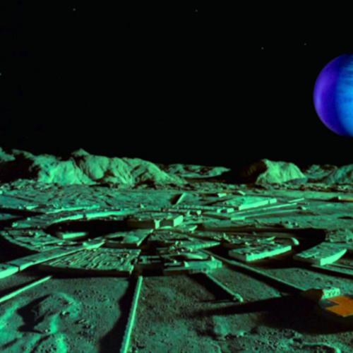 Moonbase Alpha Riddim