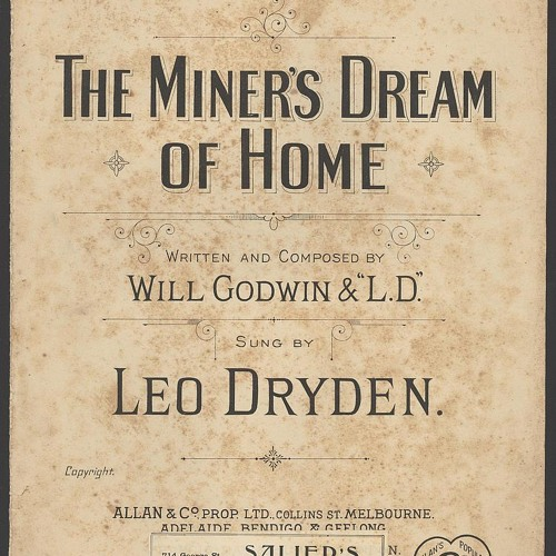 Faeriable Covers / The Miner's Dream of Home by Will Godwin, Leo Dryden